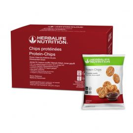 Protein Chips - Barbeque 10 stycken
