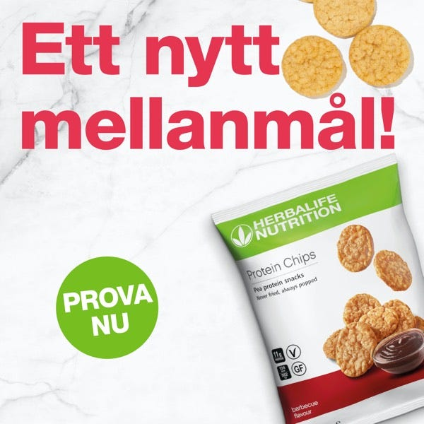 Herbalife protein chips